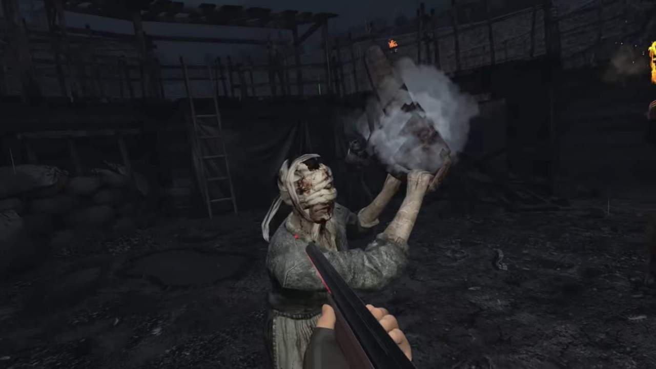 Resident Evil 4 VR release date is just in time for Halloween