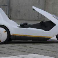 Today I'm thinking about the Sinclair C5, a glorious EV failure