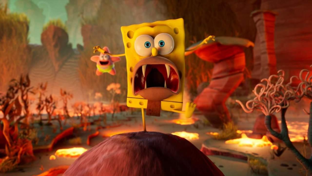 SpongeBob SquarePants: The Cosmic Shake revealed as a time-hopping adventure