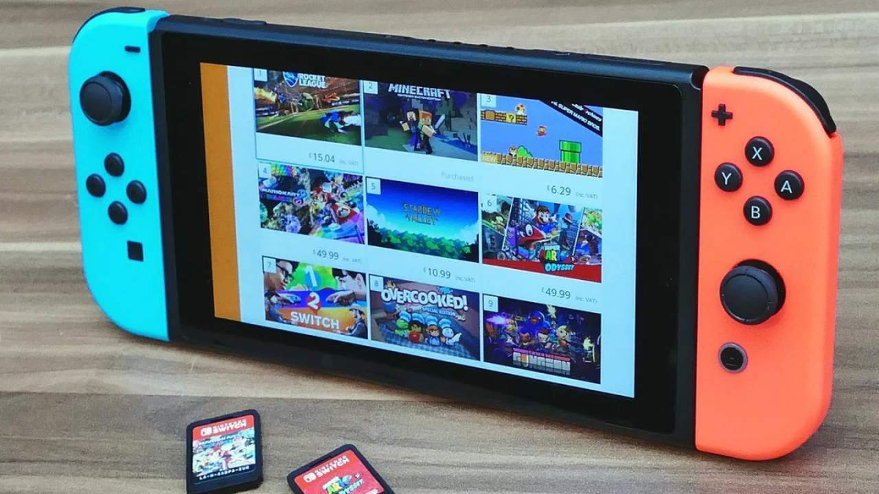 Nintendo Switch price cut is official for Europe