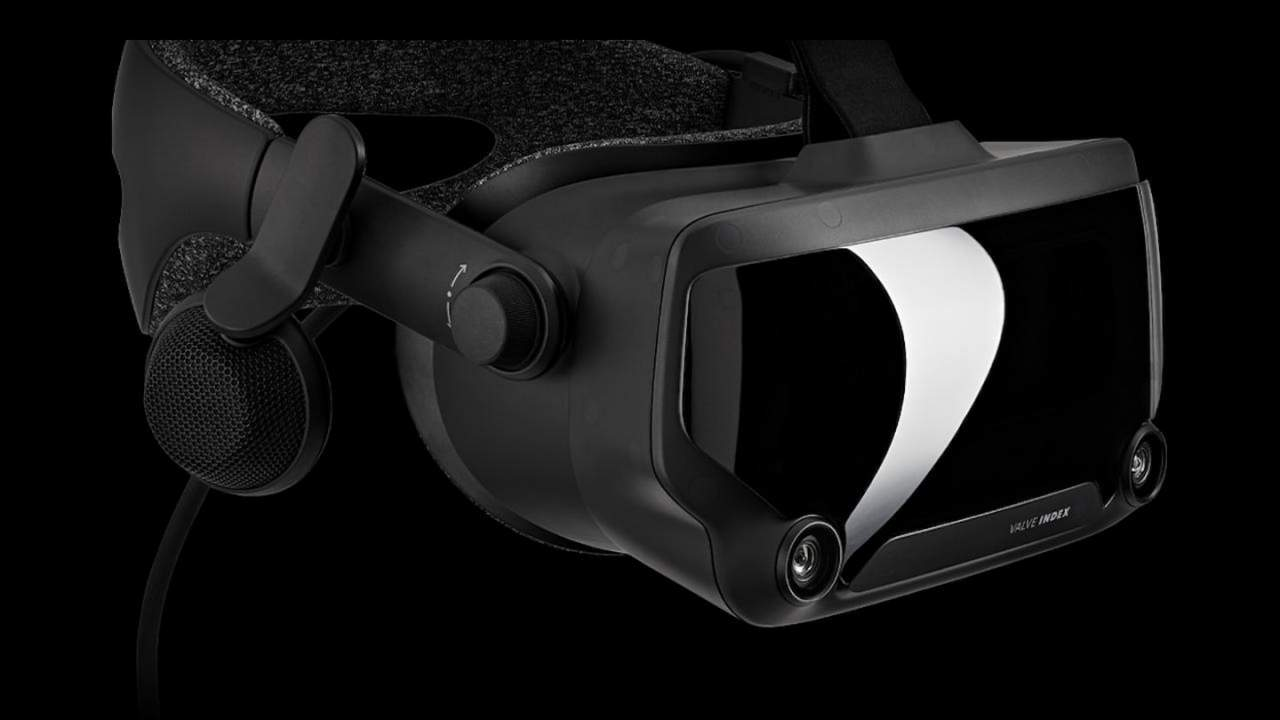 Valve might be plotting a standalone Index VR successor