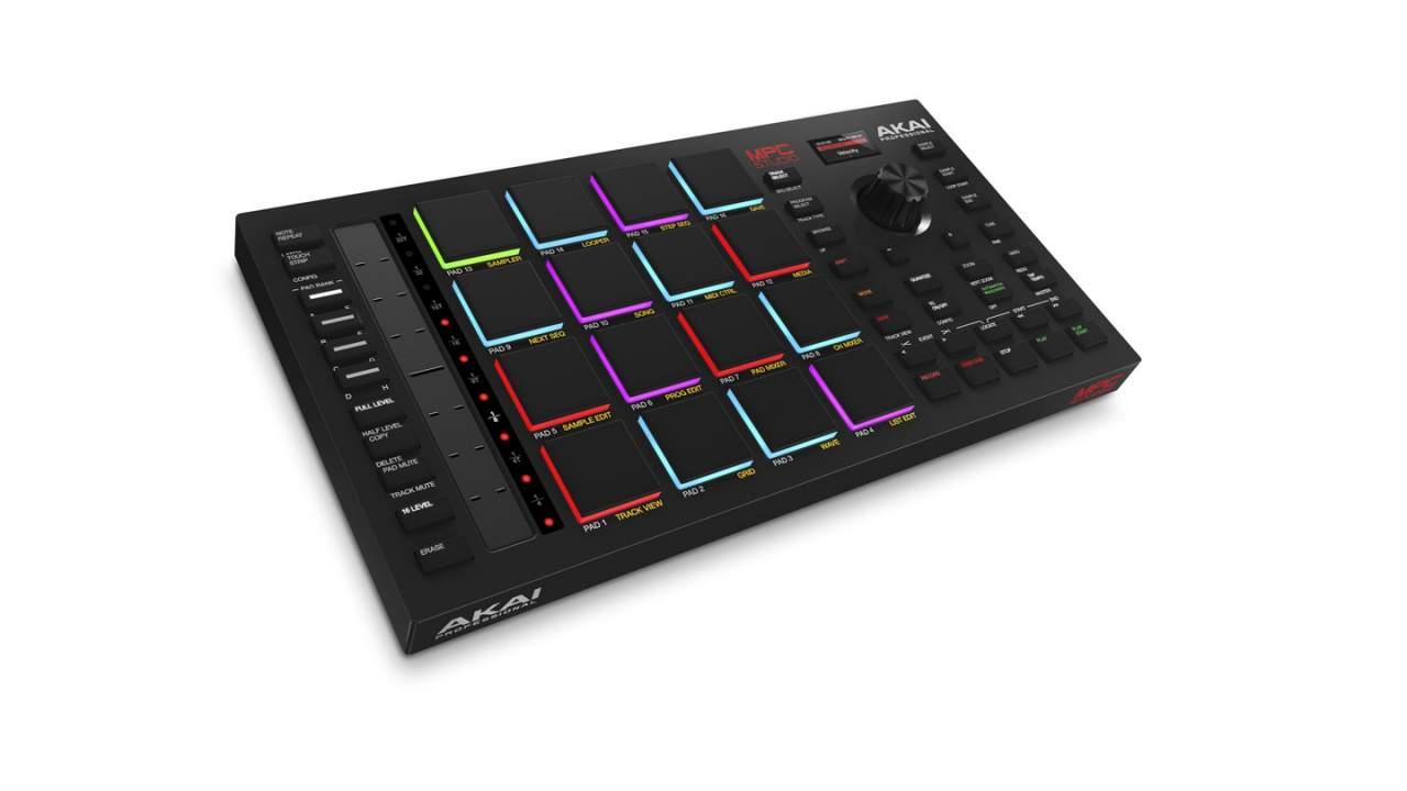 Akai Professional MPC Studio takes tactile music control up a notch