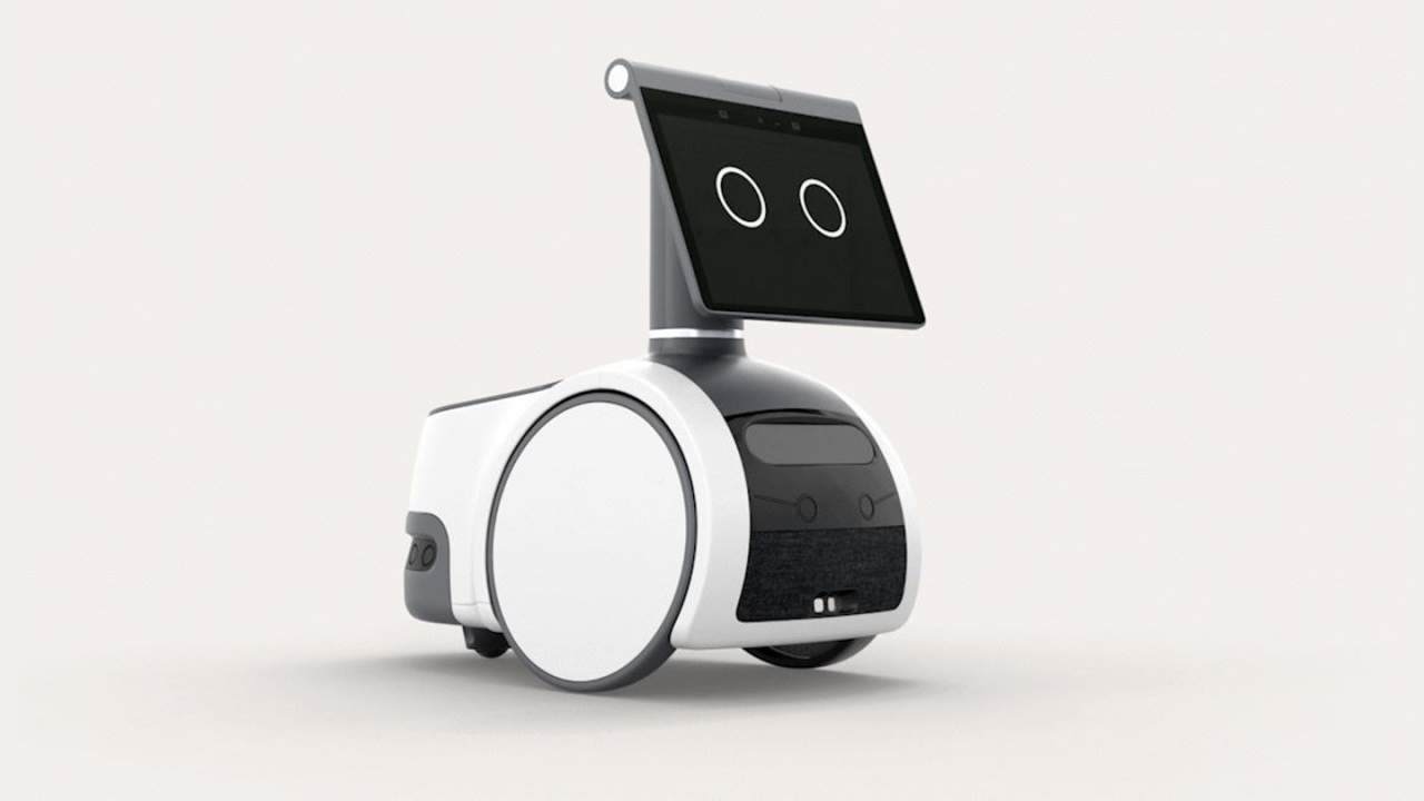 Amazon Astro robot leak alleges big privacy and durability concerns [Update]