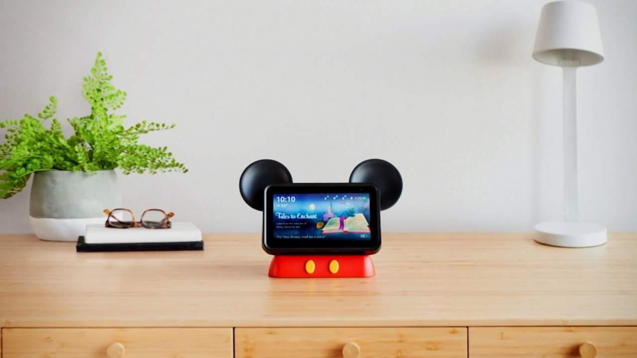 Amazon Hey Disney uses Alexa with Star Wars, Pixar, Marvel