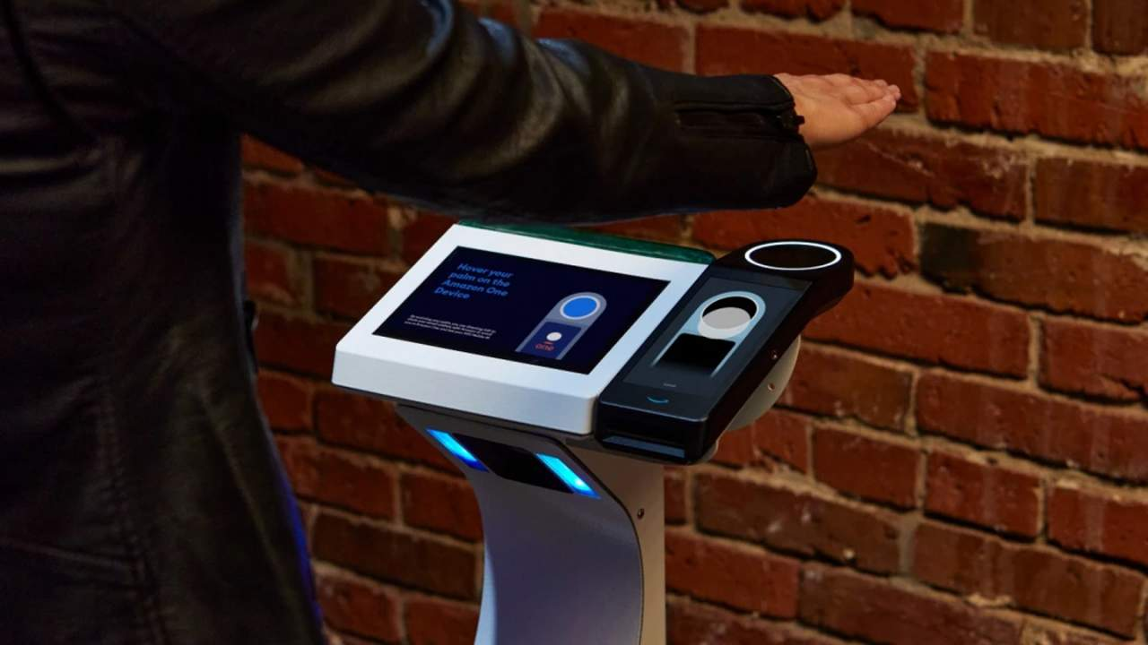 Amazon One contactless identification system lands at a popular concert venue