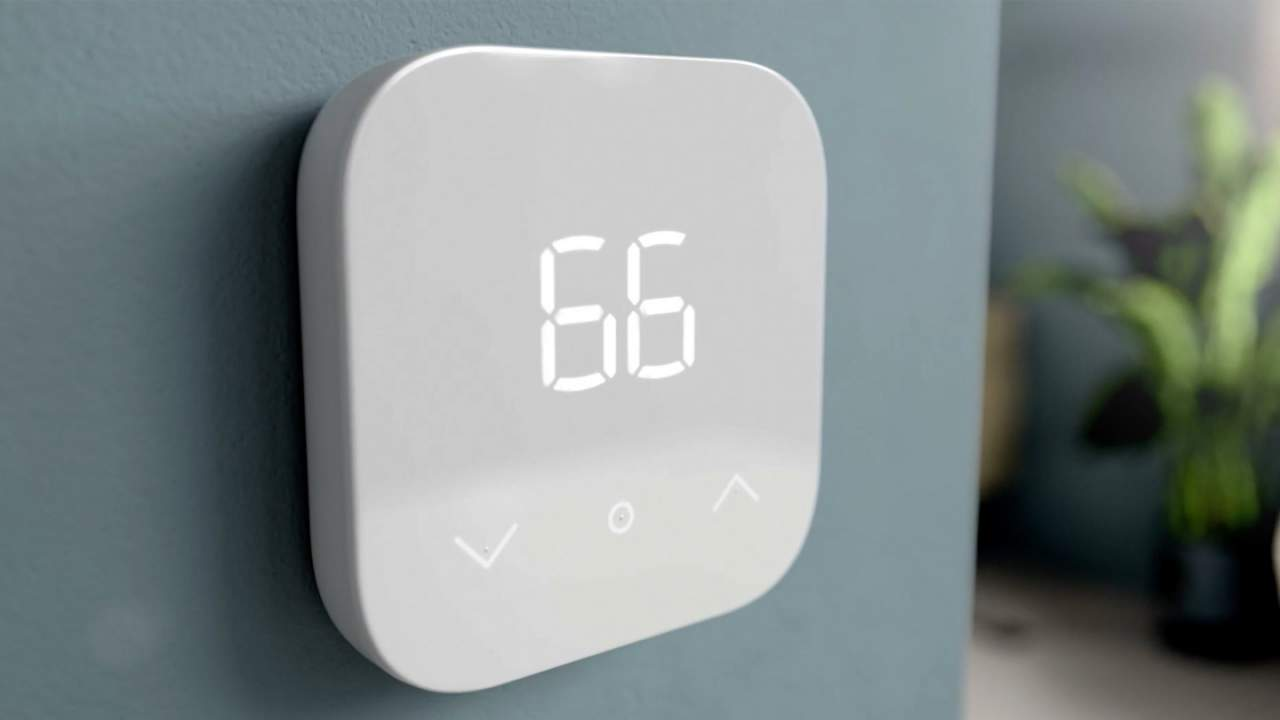Amazon Smart Thermostat teams with Honeywell