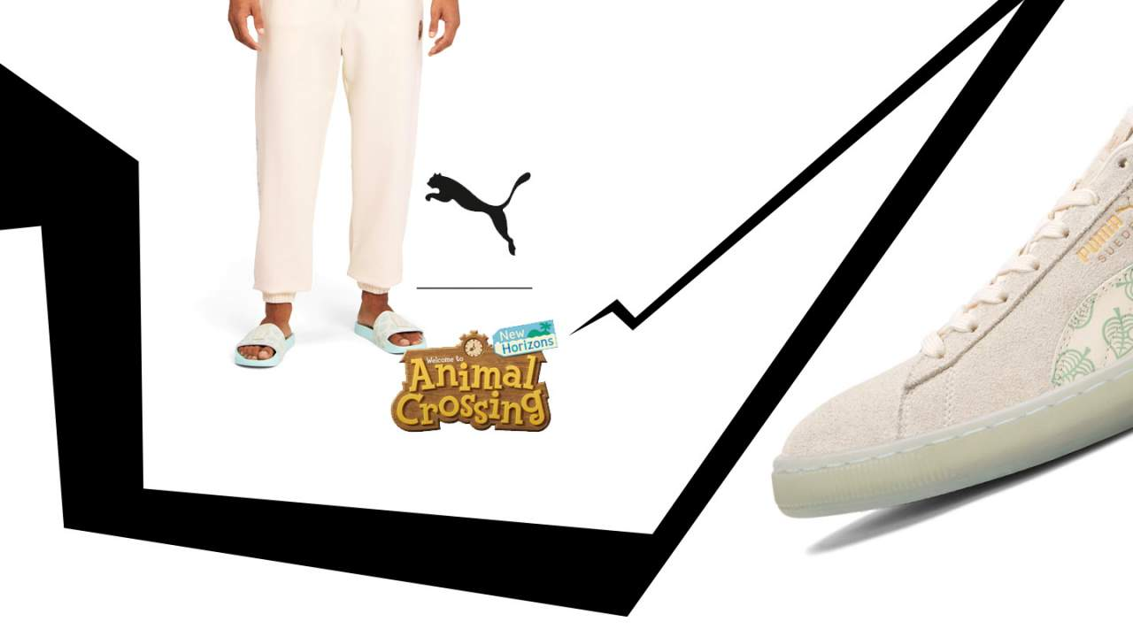 Animal Crossing Puma release date and collection revealed in full