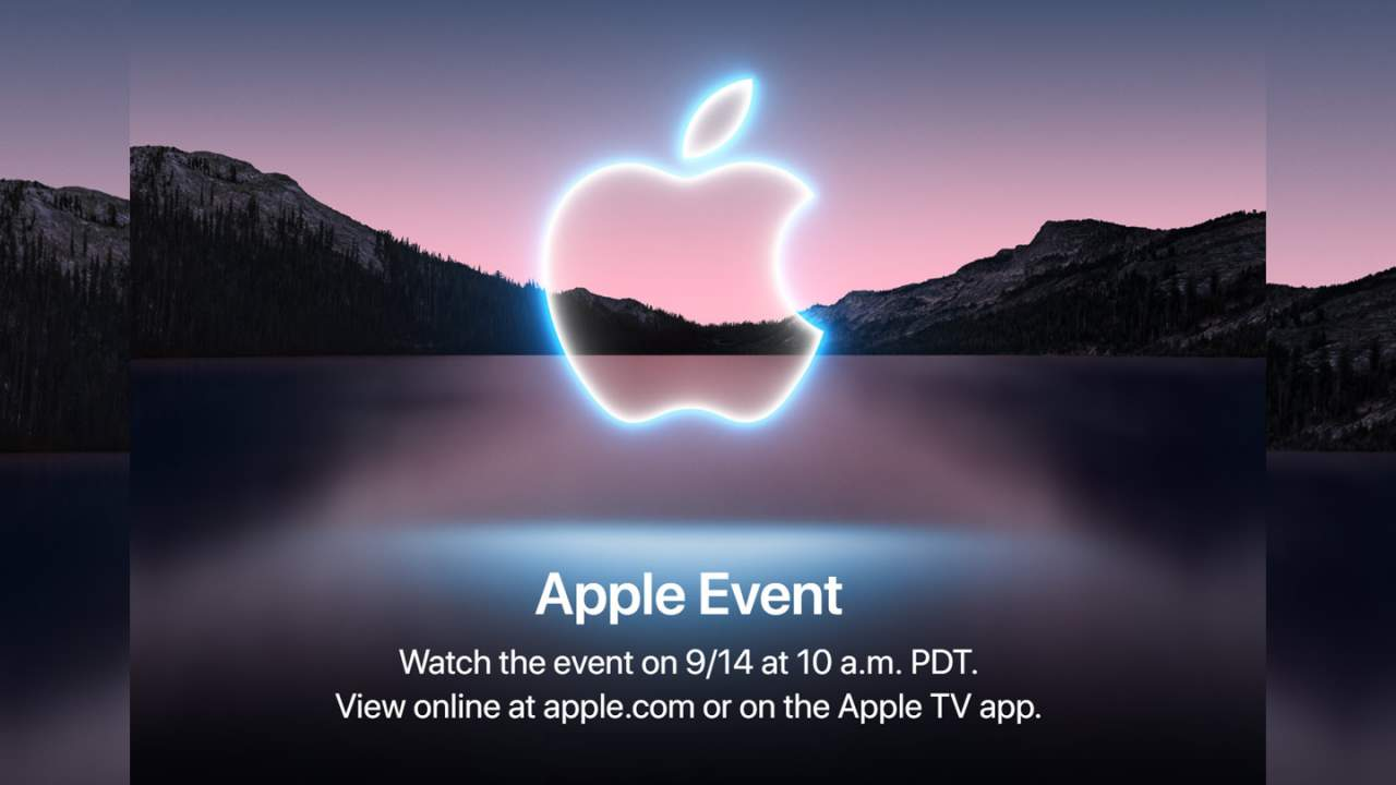 Apple event September 14 confirmed: New iPhone expected