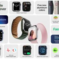 Apple Watch Series 7 has a 60.5GHz wireless data feature you can't use