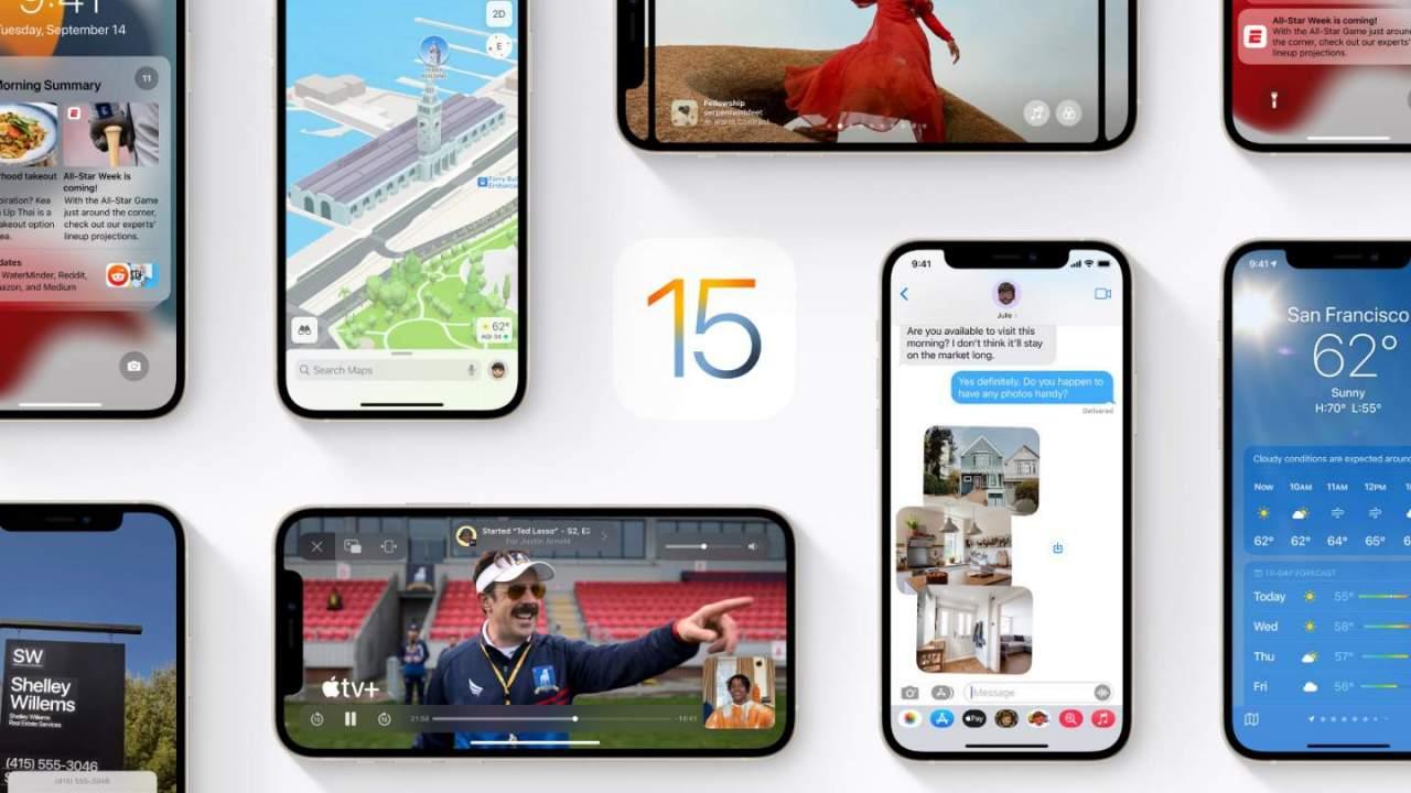 iOS 15 released: Apple's big iPhone update arrives