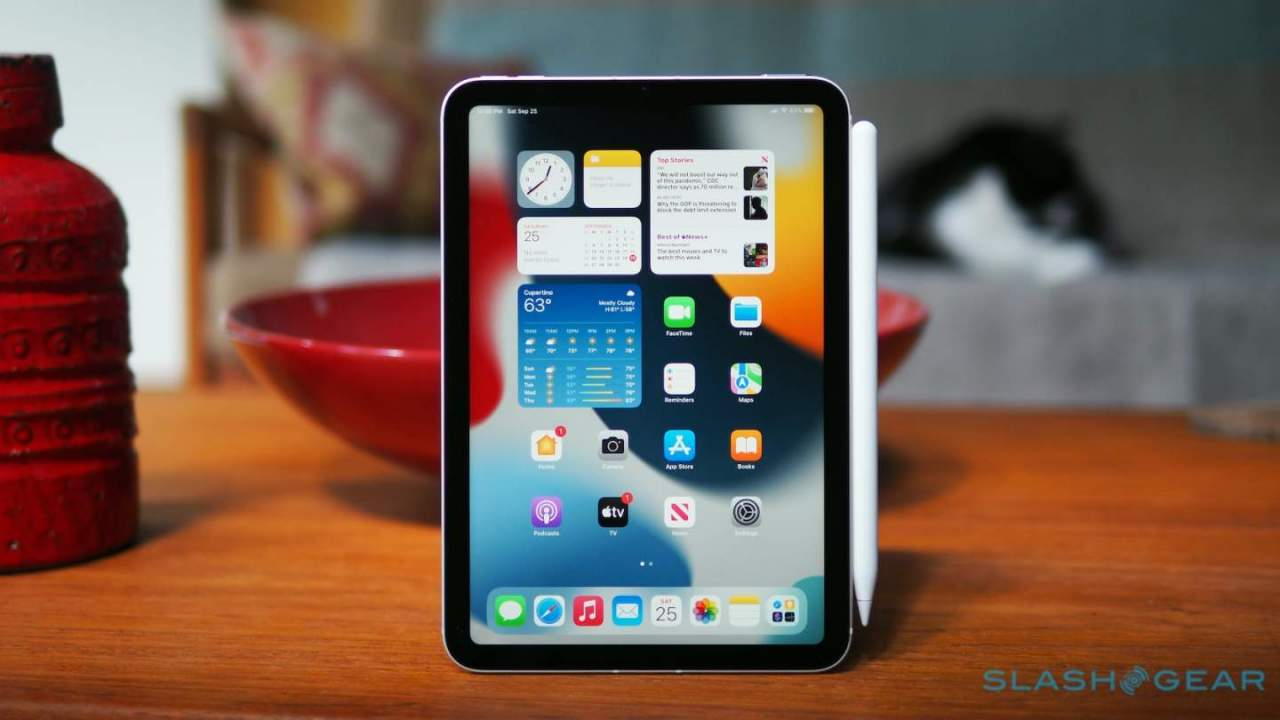 The new iPad mini is already my favorite