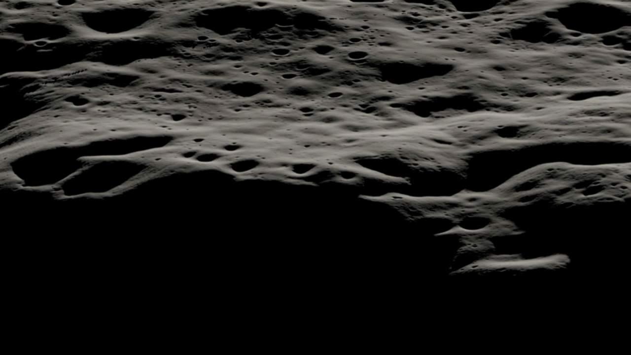 NASA chooses Artemis Rover landing spot on the moon