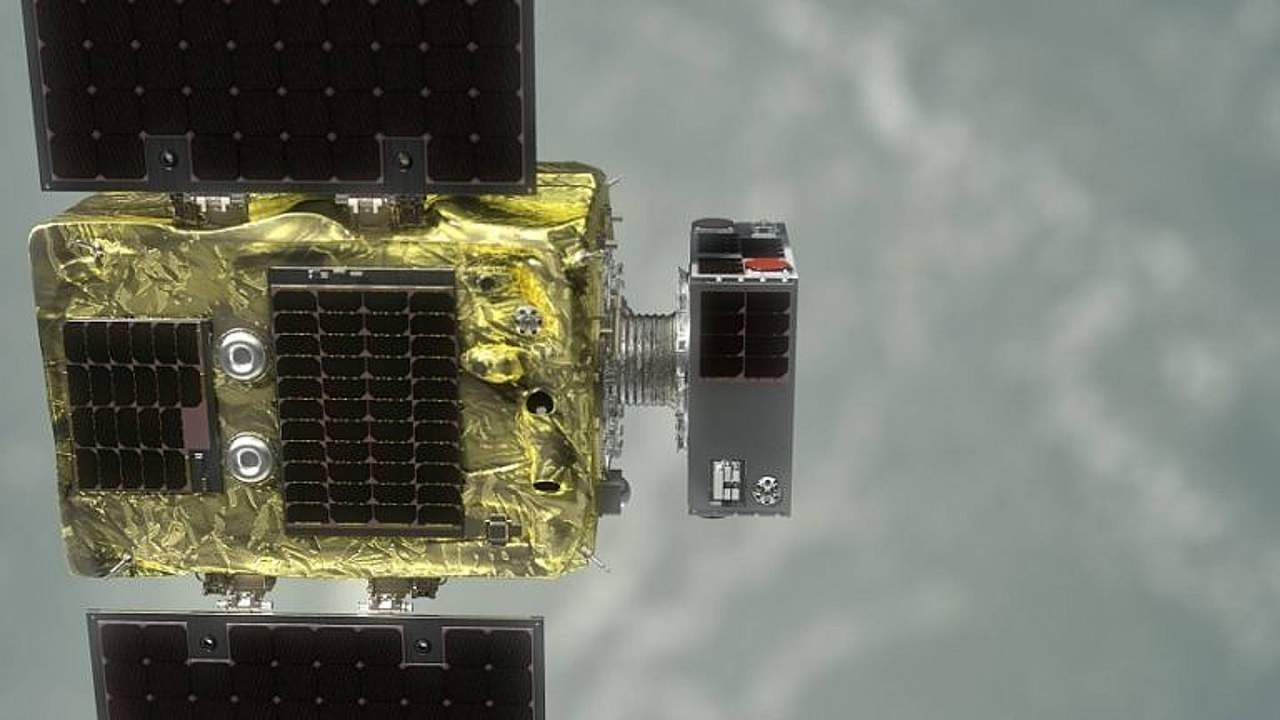 Astroscale's ELSA-d tackles space junk with successful capture mission