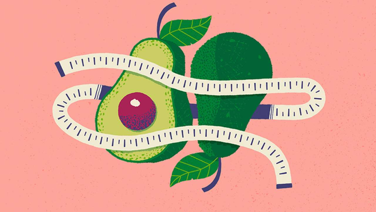 Study shows avocados help women redistribute belly fat