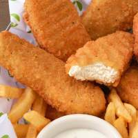 Beyond Meat's plant-based 'chicken' tenders are heading to grocery stores