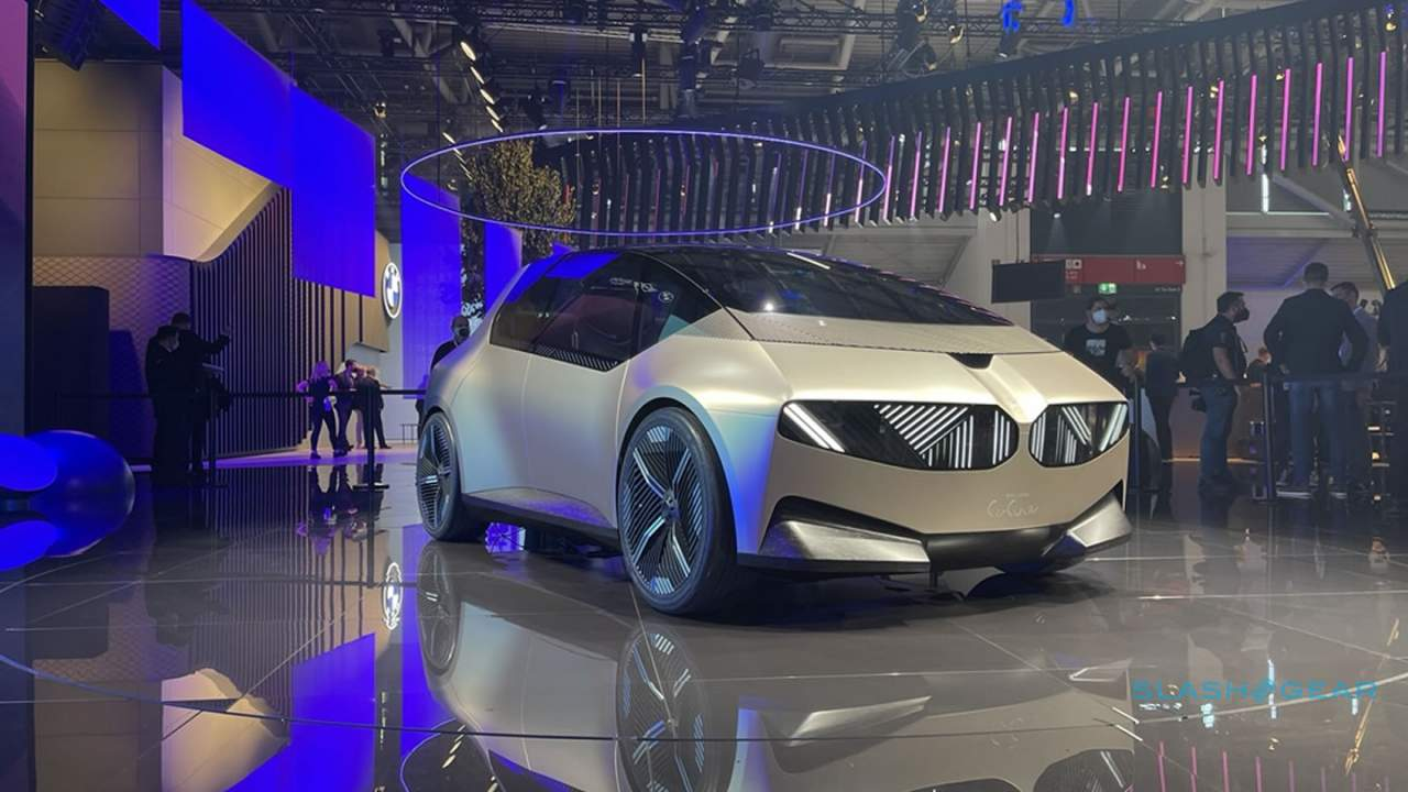 BMW i Vision Circular Concept Sets the Highest Bar for Sustainability