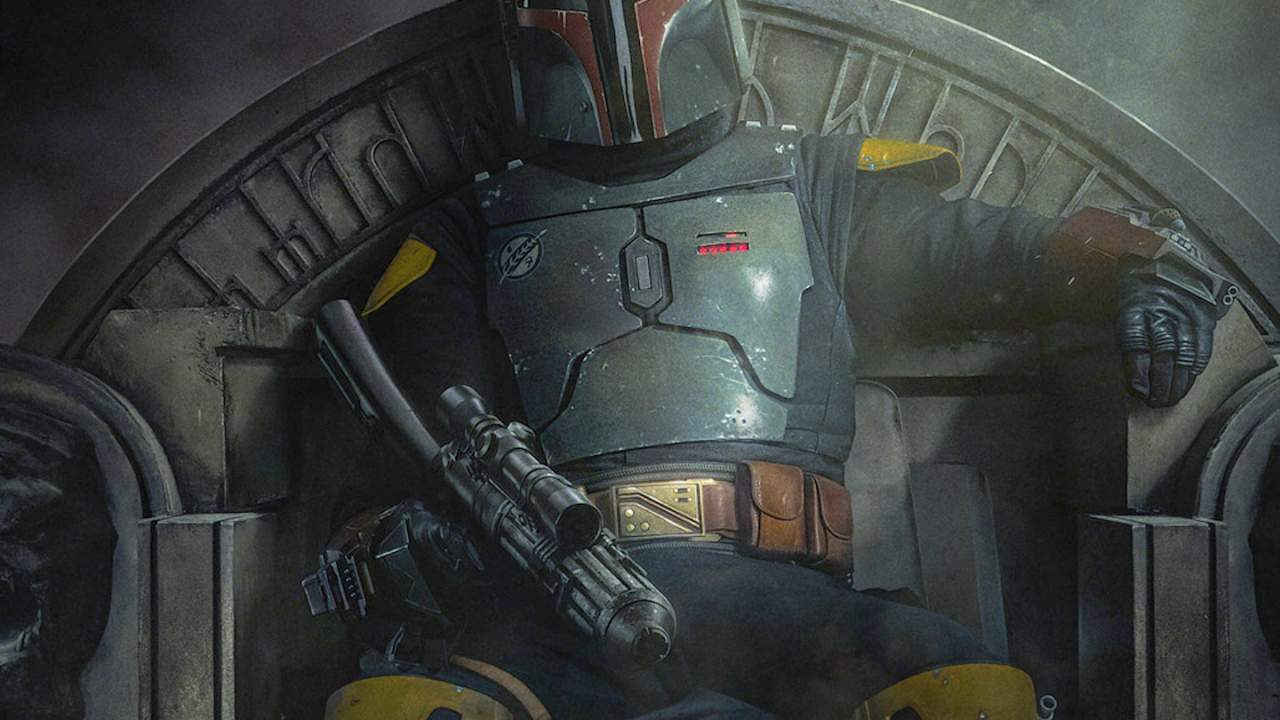 Book of Boba Fett release date buries the lede: That armor!