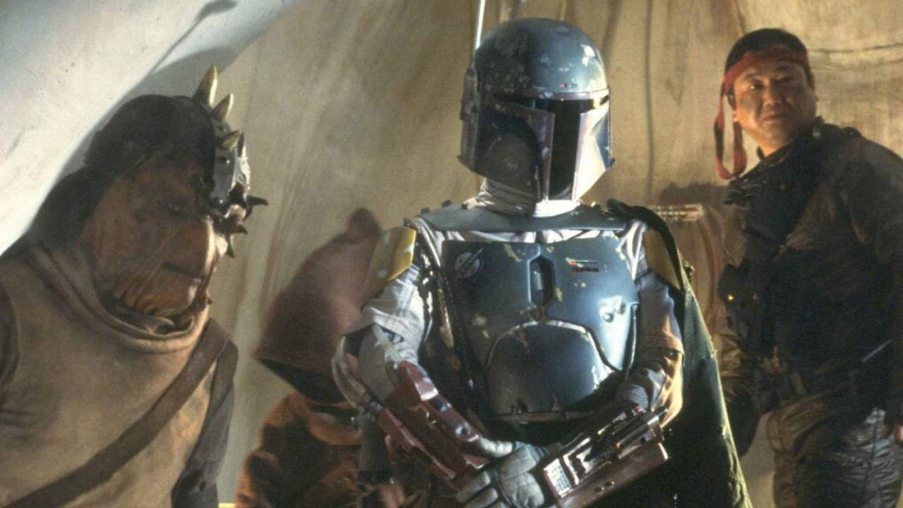 Book of Boba Fett may also fit between two sets of movies