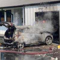 GM issues new warning to Bolt owners after another fire