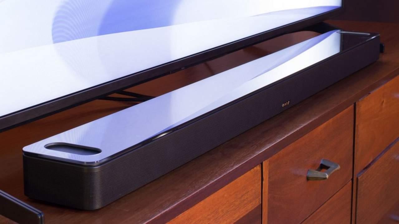 Bose Smart Soundbar 900 combines spatial audio tech and Dolby Atmos