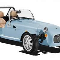 Caterham Seven 170 complies with Japanese Kei Car regulations