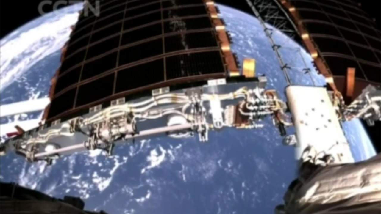 Chinese astronauts will return to Earth on September 17