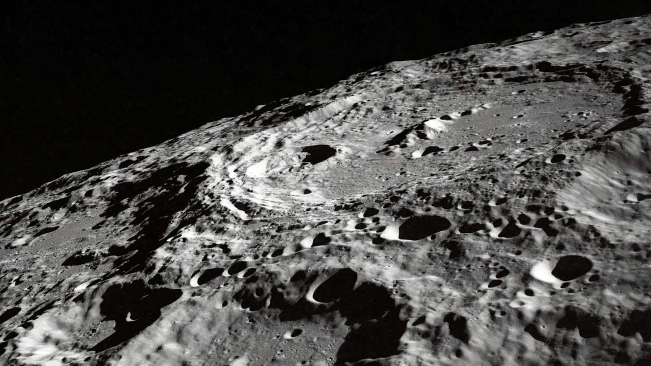 'Cooking' Moon rocks may play an important role in future lunar bases