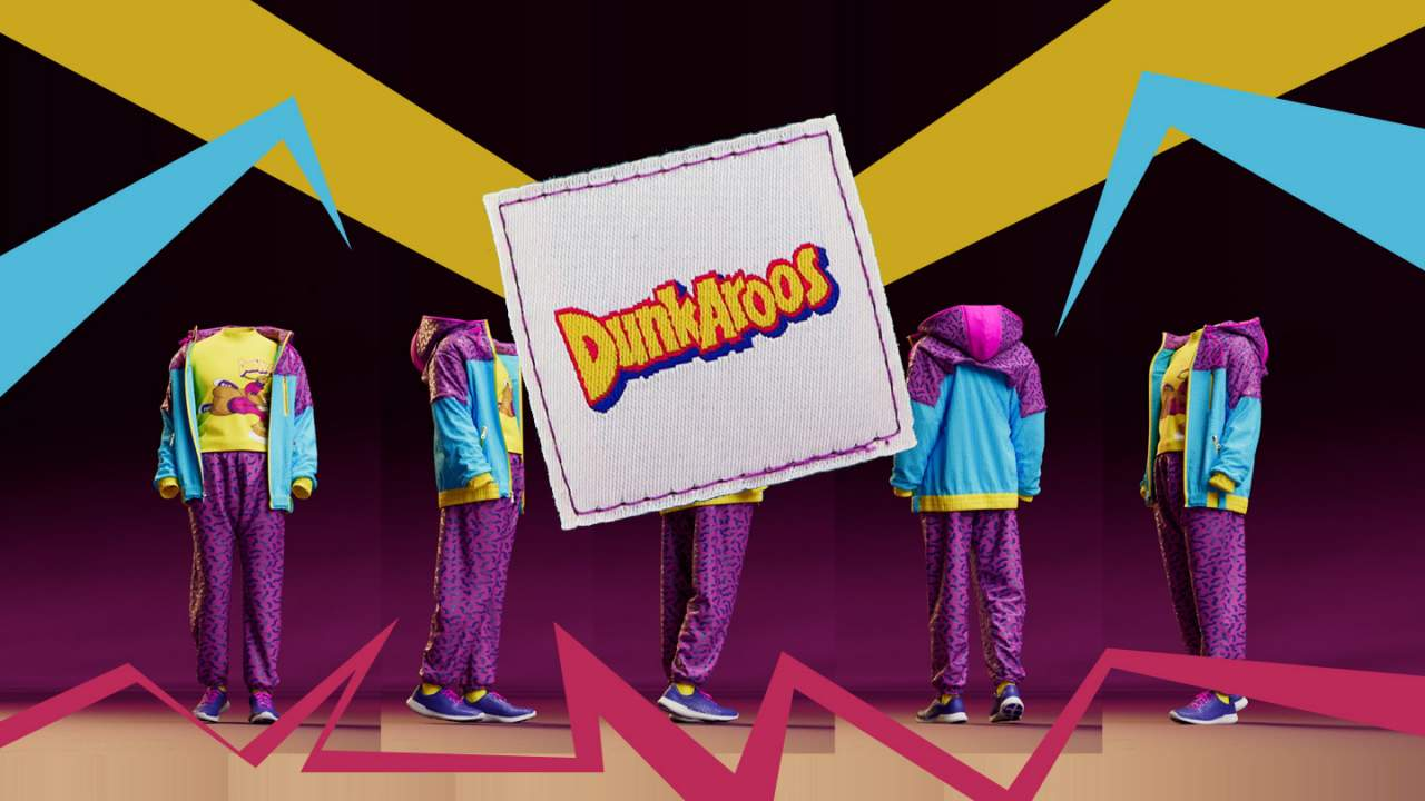 Dunkaroos just foretold the fashion future of the metaverse