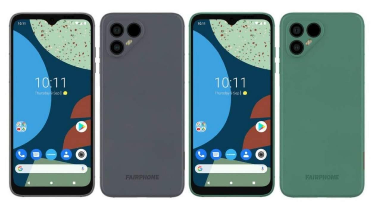Fairphone 4 leak reveals the design of upcoming repairable 5G phone