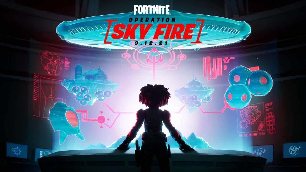 Fortnite Operation: Sky Fire finale teaser hints at big Mothership secret