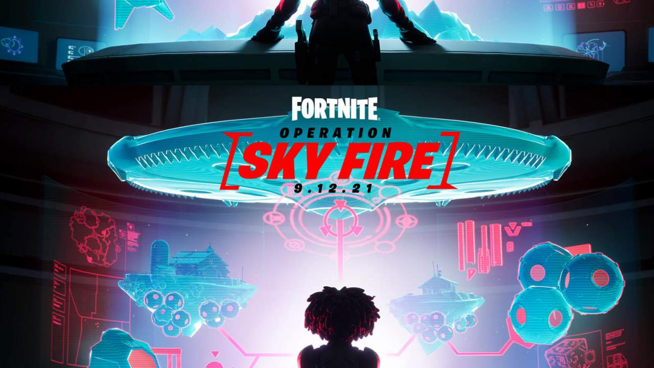 New Fortnite Chapter 2 Season 8 incoming: Time to get spooky!