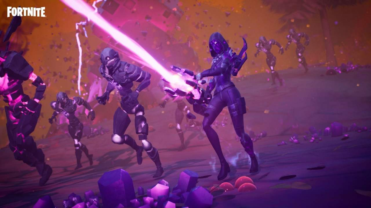 Fortnite's new Sideways Anomalies are disabled until further notice