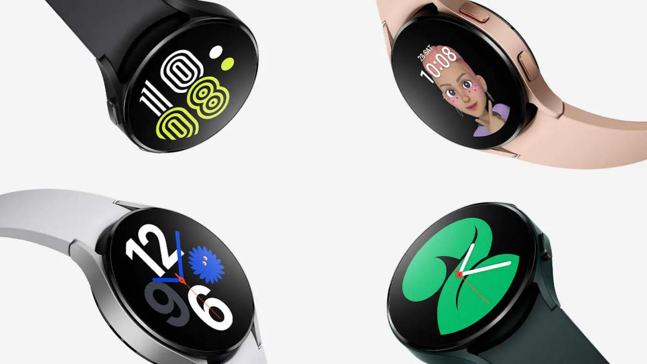 Galaxy Watch 4 touch bezel fix lands in time for new slideshow app