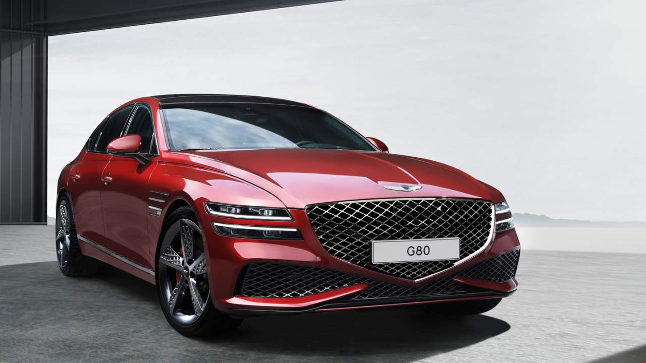 2022 Genesis G80 starts at $48,000 in the US