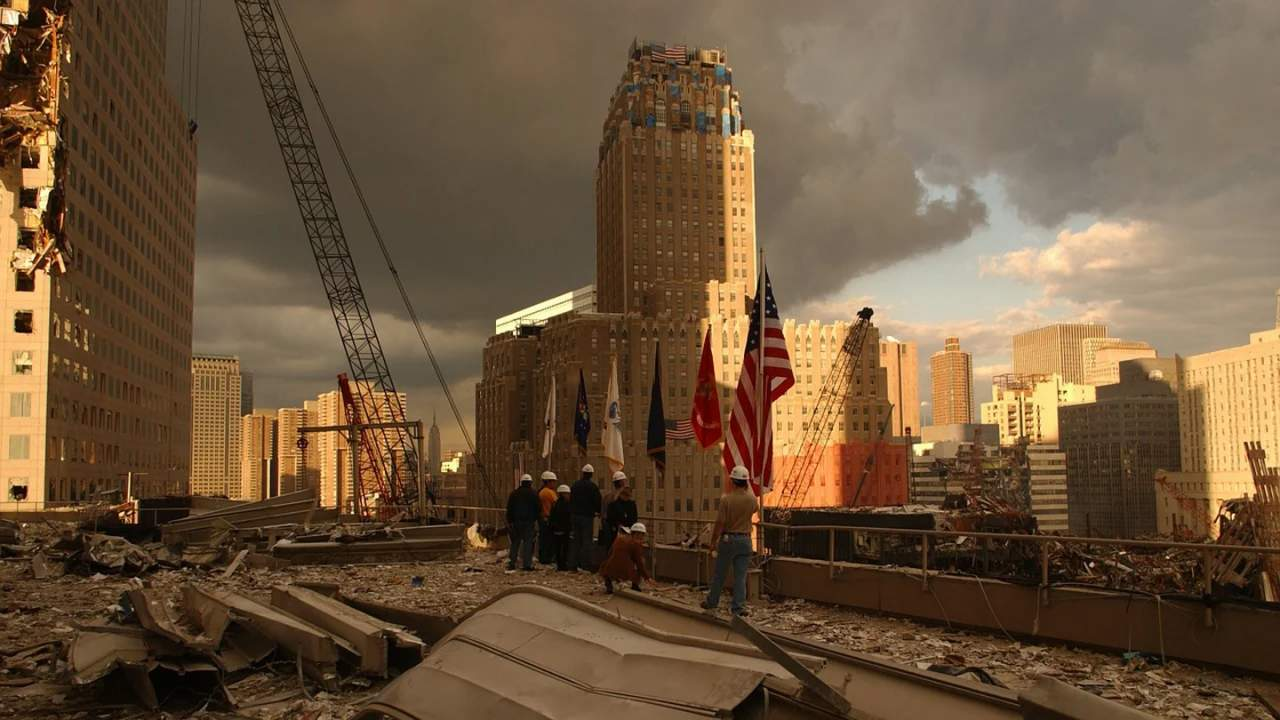 Study finds firefighters at the World Trade Center are more likely to develop cancer