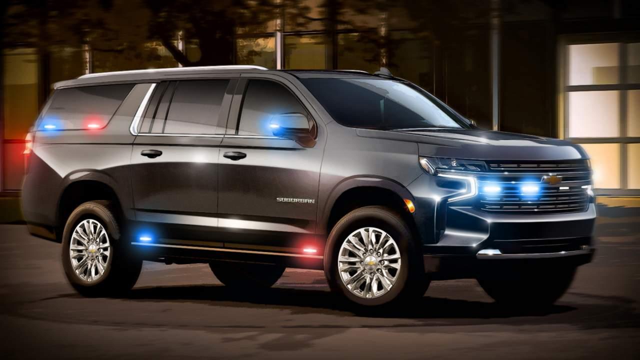 GM lands $36.4 million contract to develop heavy-duty Suburbans