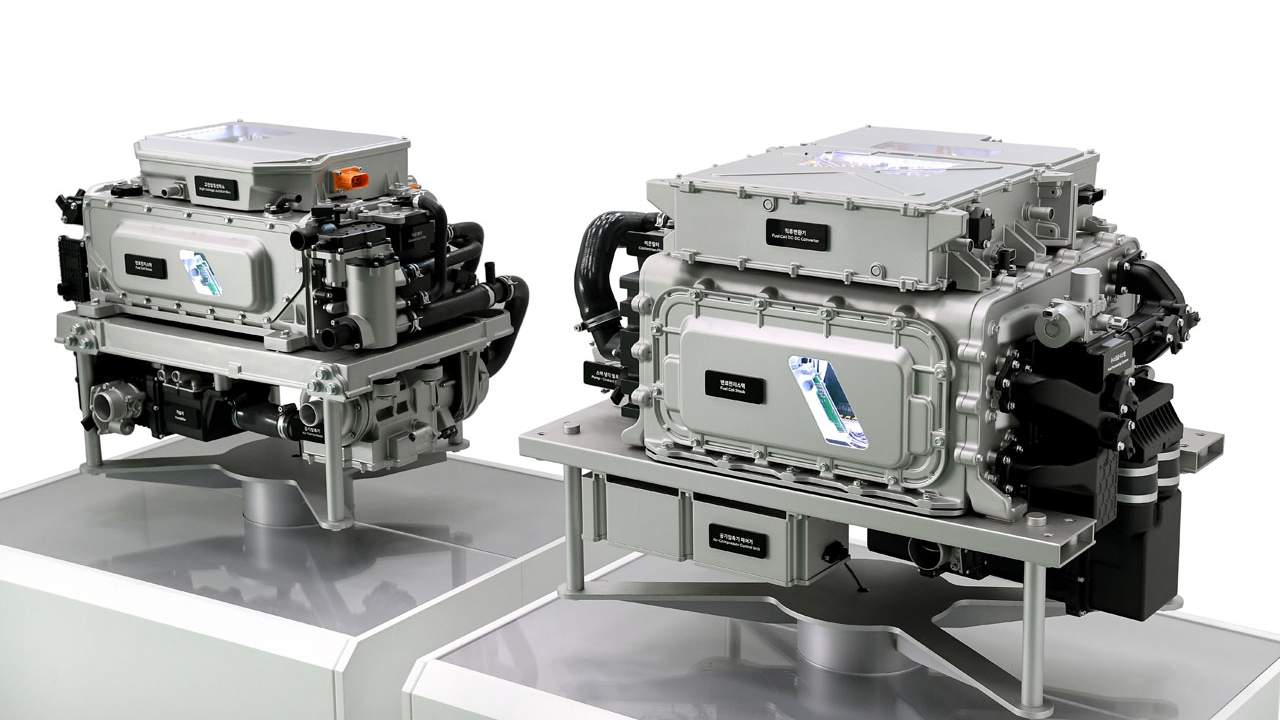 Hyundai announces Hydrogen Vision 2040