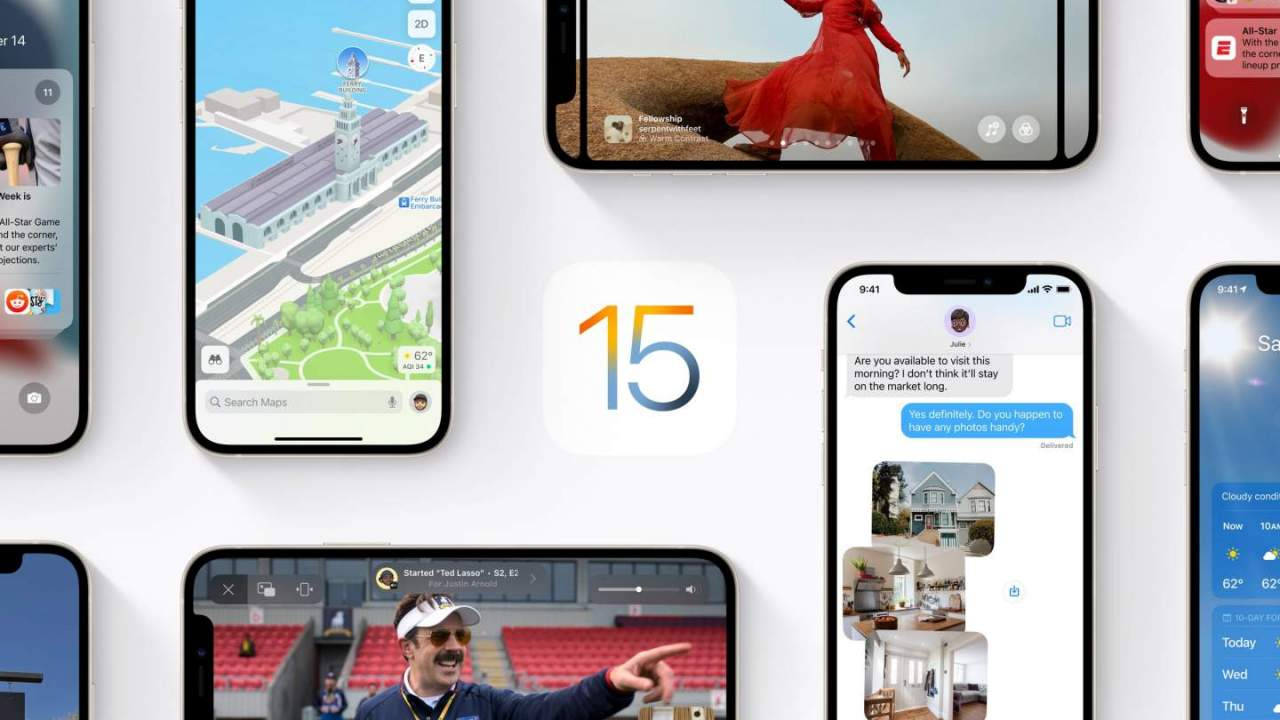 Apple iOS 15 release date confirmed for September 20