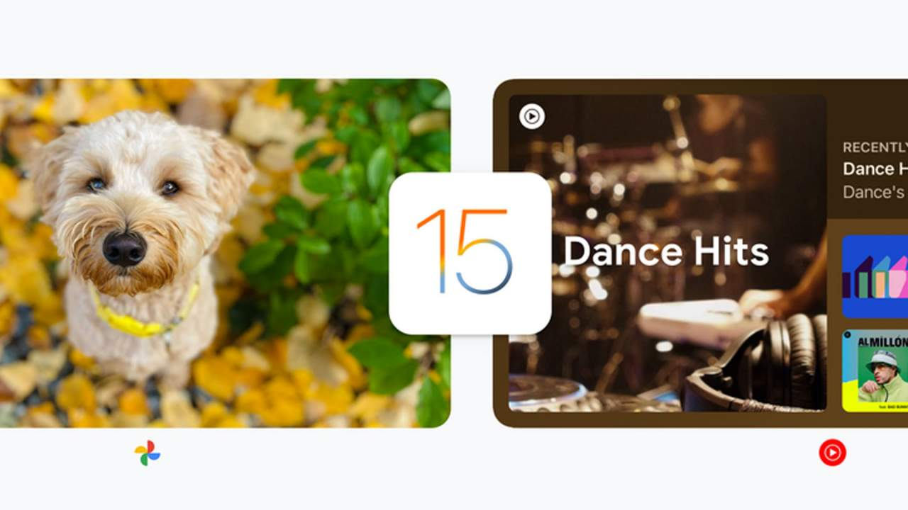 Google apps gain new Focus mode on iOS 15