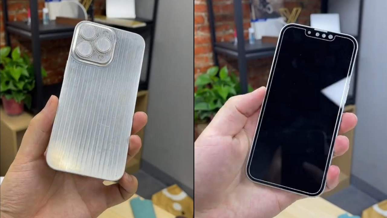 iPhone 13 Pro dummy claims to show the final design
