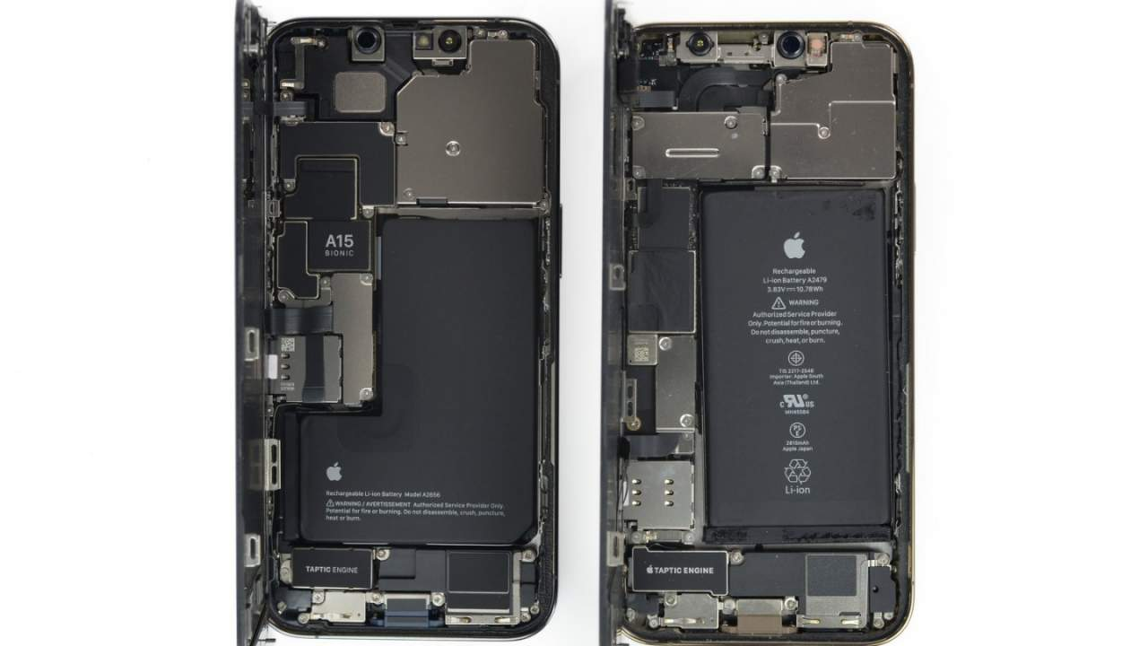 iPhone 13 Pro iFixit teardown reveals important repair changes