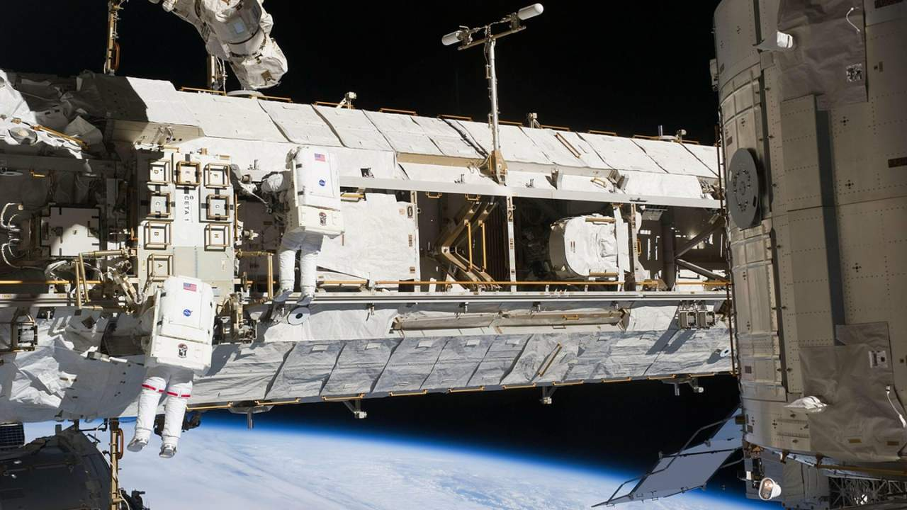 Fire alarms activate in the Russian segment of the ISS