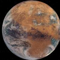 A new theory suggests Mars is too small to retain water