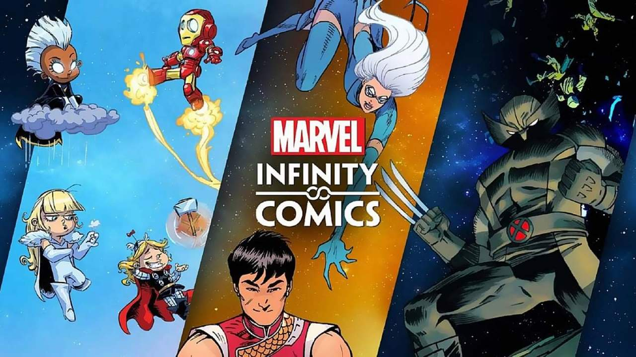Marvel Unlimited redesign adds vertical format, exclusives, personalization