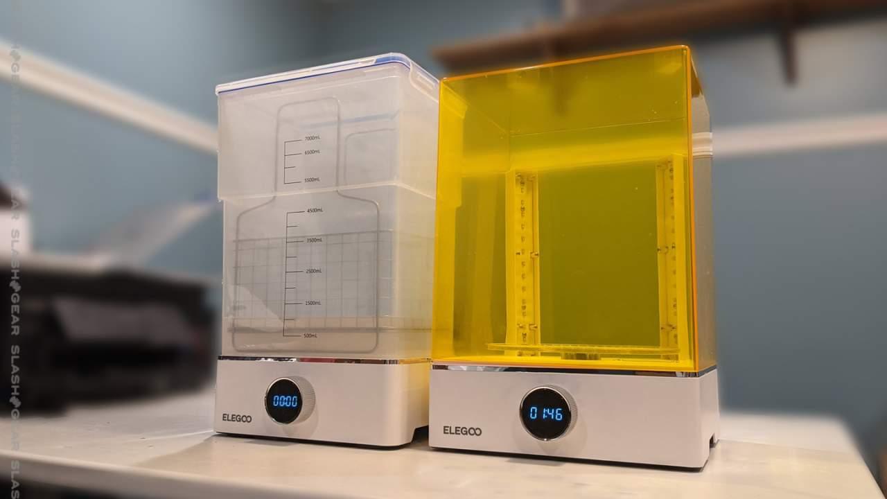 Elegoo Mercury X Bundle Washing and Curing Machine Review: 3D printing essentials