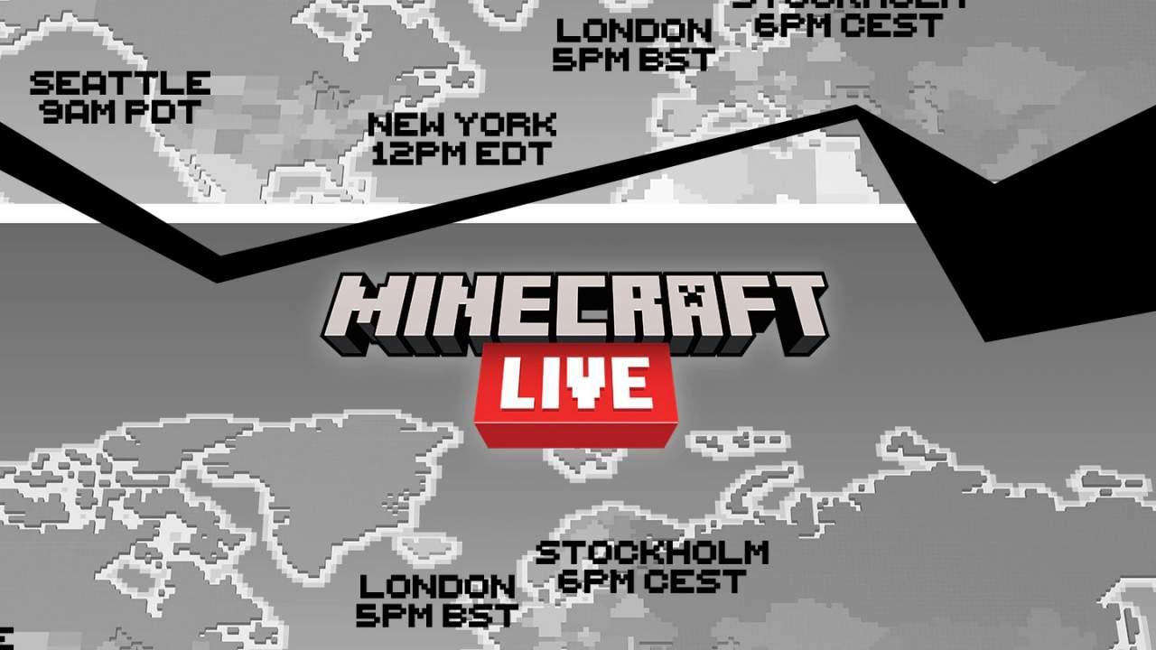 Minecraft Live 2021: Mob vote, when, and where