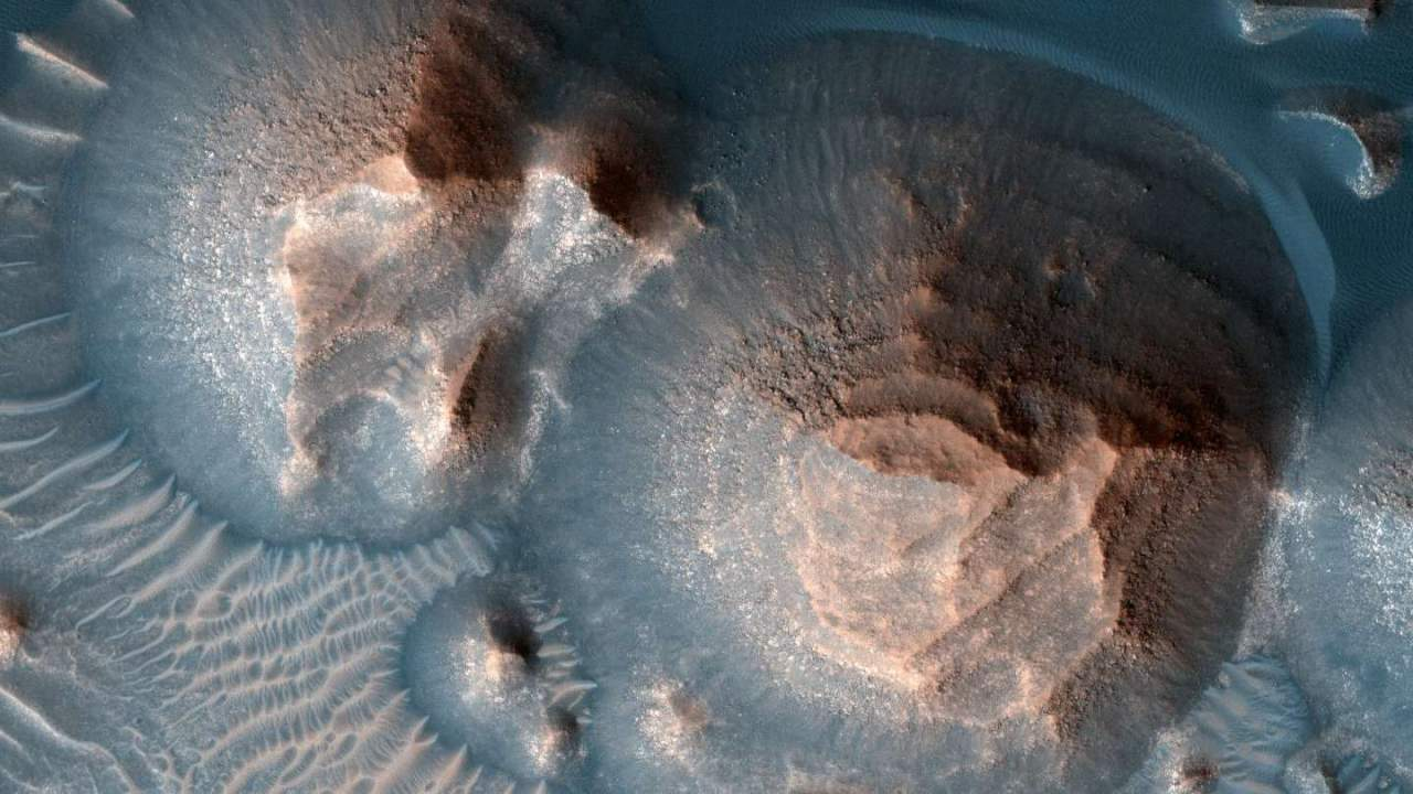 NASA says ancient Mars experienced thousands of super volcanic eruptions
