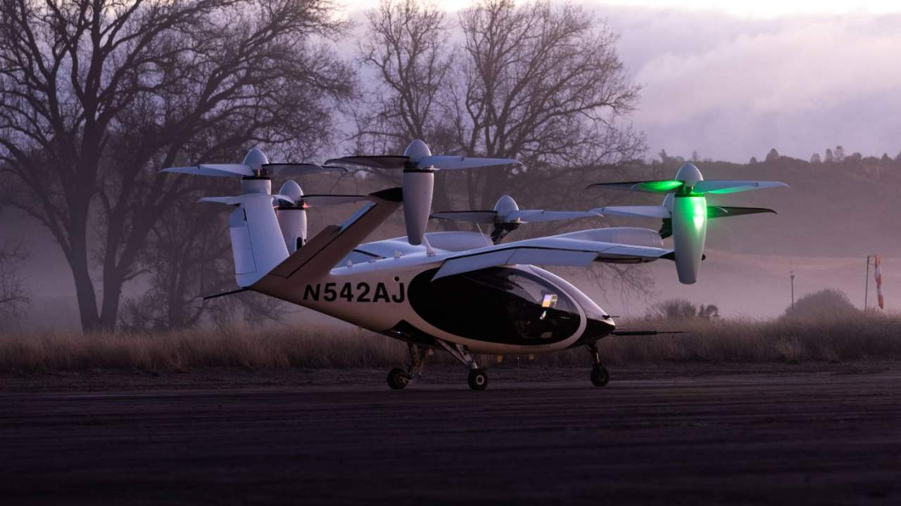 NASA Joby eVTOL testing paves way for electric air taxis in cities