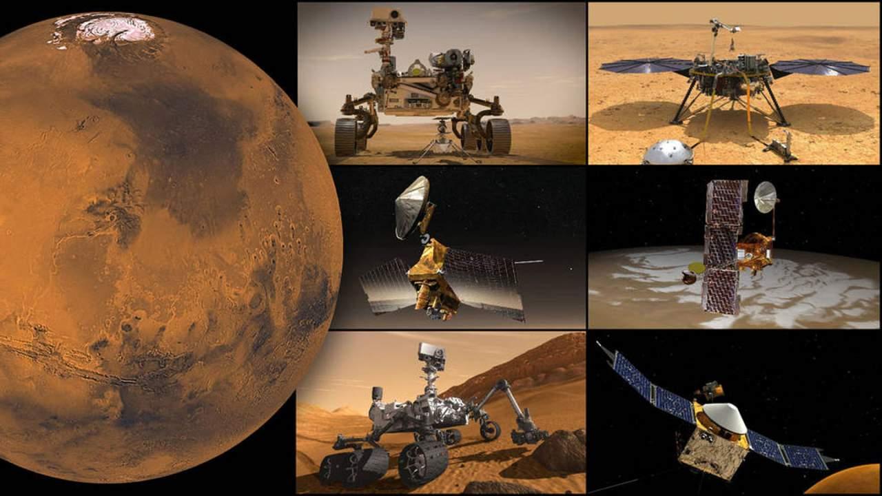 NASA to stop sending commands to its Mars fleet