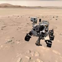 NASA's latest 3D tool lets anyone follow Perseverance on Mars